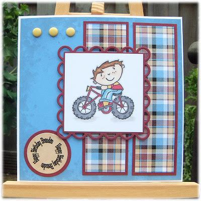 Handmade Boy Birthday Cards - handmade by tillymint boy s birthday card