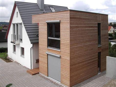 Anbau Haus Holz by Anbau Holz Klein Haus Anbau Eingang Und