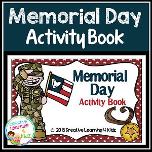 memorial day golf books memorial day activity cut paste book digital