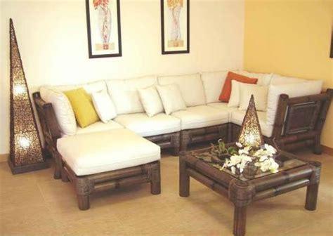divano bambu salotti in bambu divani angolo in bamboo crash poltrone