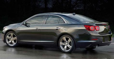 2014 chevrolet malibu review specs pictures mpg price