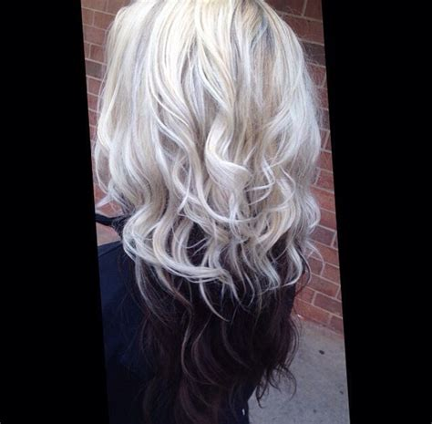 lowlighting the hair under the top layer 1000 ideas about blonde highlights underneath on