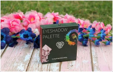 Pac Matte Eyeshadow Pallete pac matte eyeshadow palette review and blush