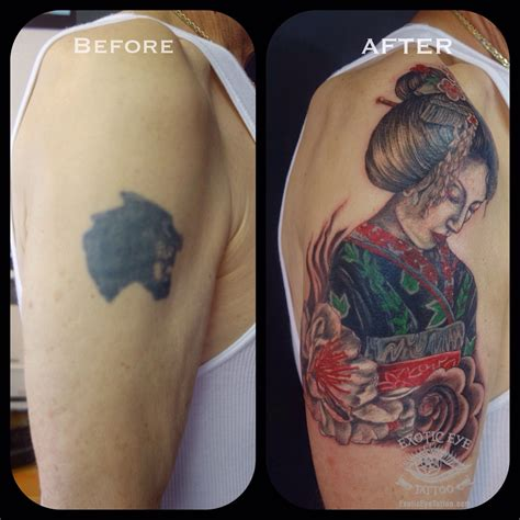 tattoo cover up hawaii cover ups exotic eye tattoo