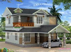 House Designs October 2015 Kerala Home Design And Floor Plans