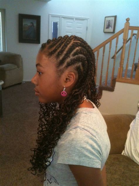 3 layer braids three layer corn braid hairstylegalleries com