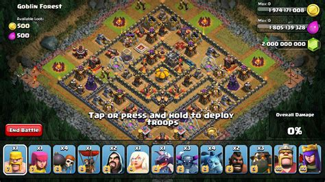 download game coc mod v7 65 5 clash of clans unlimited mod hack v7 65 apk update