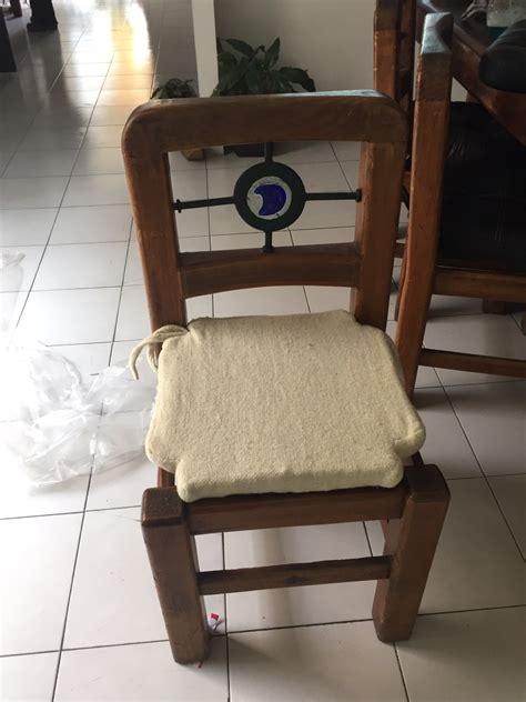 cojines  sillas de comedor  en mercado libre
