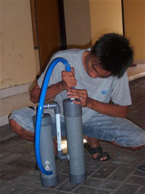 Tutup Pipa Untuk Filtrasi Aquarium hr water filter cara membuat filter air sendiri