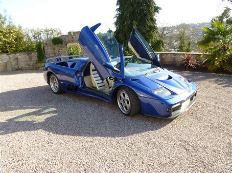 Lamborghini Diablo Sv Roadster Lamborghini Gallery Myautoworld