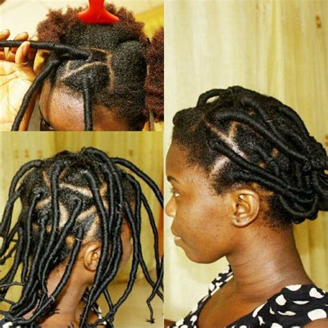pictures of locally plaited hair in nigeria 25 best ideas about african threading on pinterest