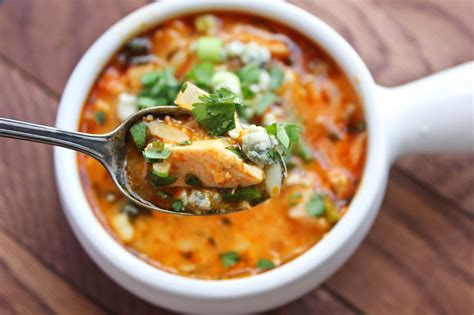 chicken soup food 2 week paleo meal plan that will help you lose weight fast