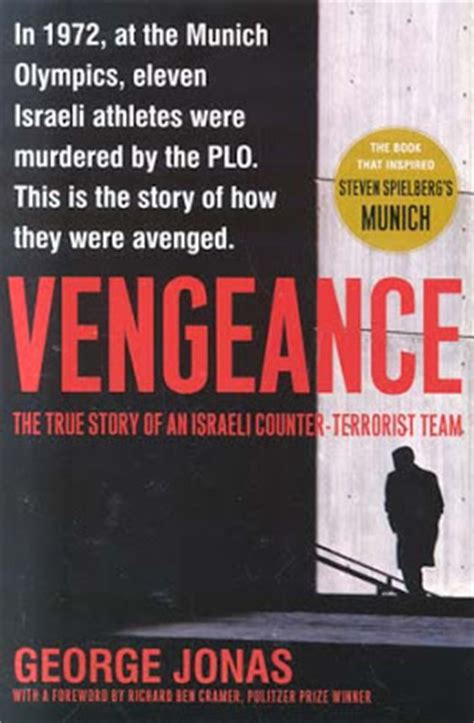 munich a novel books book reviews vengeance by george jonas the