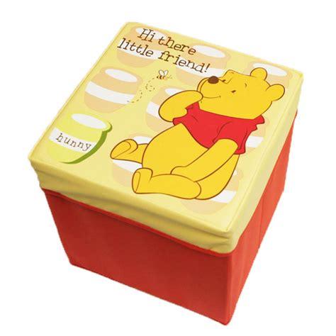 Storage Bin Laundry Bag Winnie The Pooh Eeyore disney stool storage box winnie the pooh s babyonline