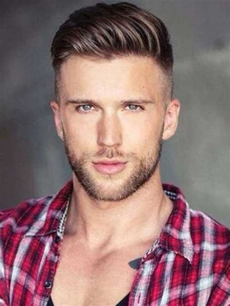 hairstyles to the side guys 20 cute hairstyles for men mens hairstyles 2018