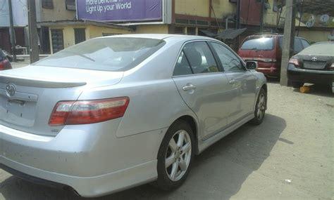 2007 Toyota Camry Sport by Toks 2007 Toyota Camry Sport 3m Autos Nigeria