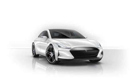 Tesla Model S Price Drop Tesla Model S Knockoff Reveals Significant Price Drop