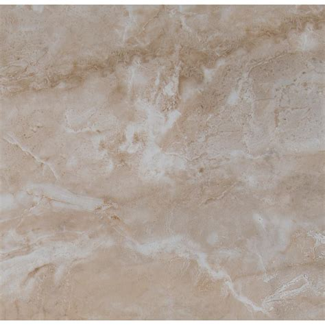 ms international augusta beige 16 in x 16 in glazed ceramic floor and wall tile 21 33 sq ft