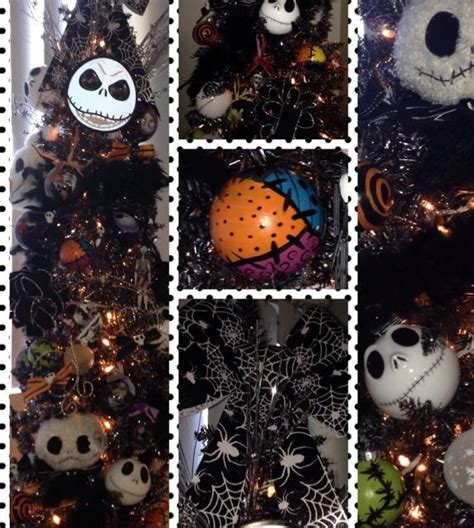 Nightmare Before Tree Decorations by Nightmare Before Tree Decorating Is