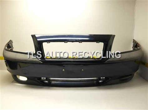volvo s80 bumper 2000 volvo s80 bumper cover front small dent in center