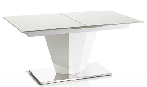 White Glass Dining Tables White Glass Dining Tables Dining Table Extendable White Glass Shane Williams Interiors Jasper