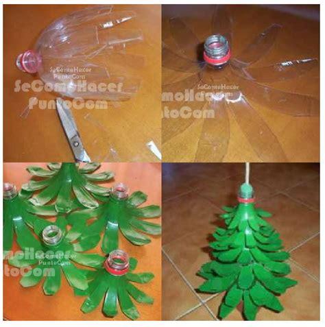 el mundo del reciclaje tutorial arbol de navidad