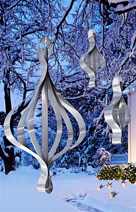 Lowes Outdoor Decorations - outdoor hanging metal ornament