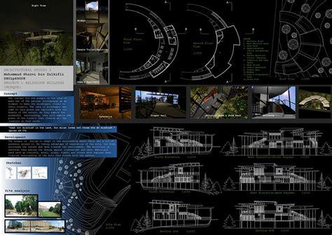 architectural presentation layout psd دانلود نمونه شیت بندی معماری با فتوشاپ بخش اول خط معمار