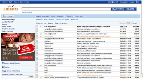 libero mail login mobile libero mail on behance