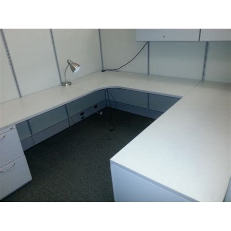 Office Desk Pods Ais Mwall Office Systems Furniture Desks Cubicles Pods Allsold Ca Buy Sell Used Office
