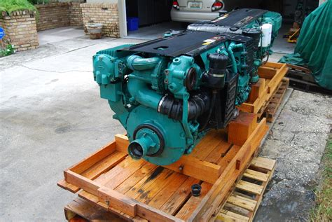 volvo penta d6 370c 2008 for sale for 8 000 boats from