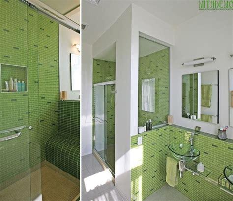 Salle De Bain Gris Et Vert by Deco Salle De Bain Gris Et Vert