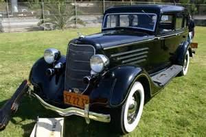 1934 dodge 4 door sedan
