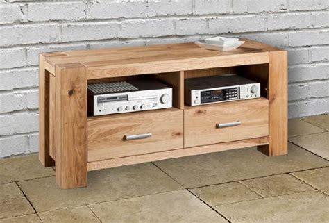 mobili sconto mobile porta tv moderno in legno massello di rovere sconto