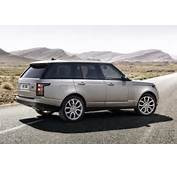 Land Rover Officially Reveals 2013 Range SUV Sheds Up To 926lbs