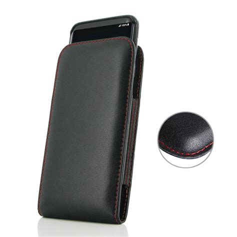 Leather Stitching Premium For Samsung S8 Plus Handphone samsung galaxy s8 plus in slim cover pouch stitch