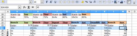 smolov jr bench spreadsheet smolov jr 5 3 1 excel spreadsheet fitness