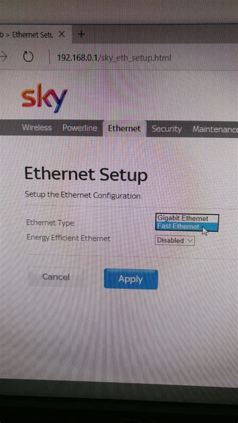ethernet problems unidentified network solved page 2