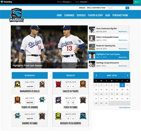 templates for blogger sports sports website templates new sports themes every month