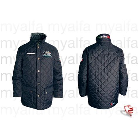 Alfa Romeo Jacket by Alfa Romeo Jacket