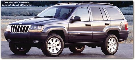 jeep models 2004 1999 2004 jeep grand cherokee adding reliability to the