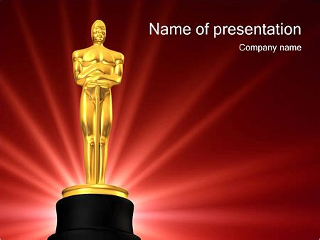 award powerpoint template award powerpoint template backgrounds id 0000000975