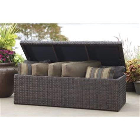 costco outdoor storage bench outdoor storage bench costco woodworking projects plans