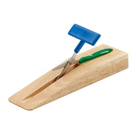 push table top scissors scissors peta uk easi grip