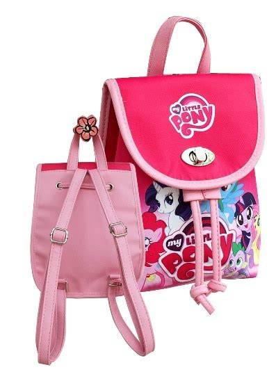 Tas Ransel Tas Perempuan Tas Cewek Pink Mox 3 In 1 tas sekolah sd anak perempuan toko bunda