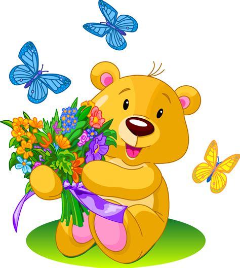 imagenes infantiles png marcos gratis para fotos ositos de amor png