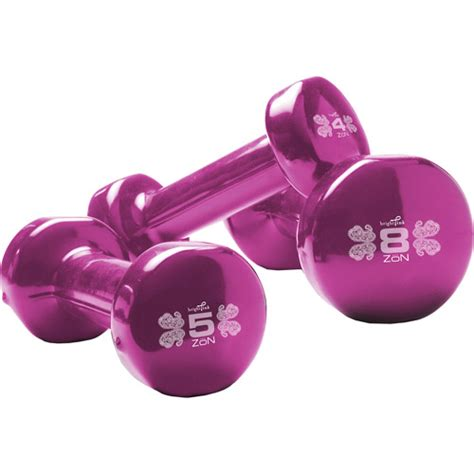 Dumbell Pink zon bright pink 5 lb dumbell qty one walmart