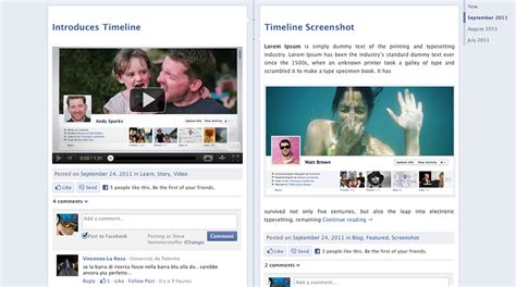 theme wordpress like facebook th 200 me wordpress facebook timeline wp