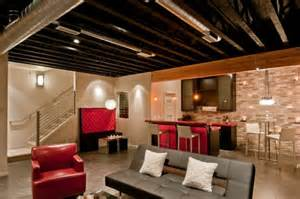 Basement Ceiling Ideas Basement Lighting Find The Right Solution For You