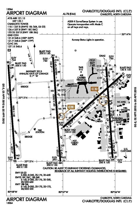 airport diagram file clt airport diagram pdf wikimedia commons